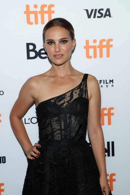 NATALIE PORTMAN at Lucy in the Sky Premiere at 2019 Toronto International Film Festival 09/11/2019