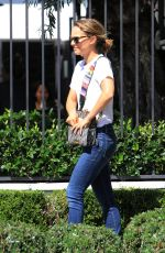 NATALIE PORTMAN Out for Lunch at Gracias Madre in West Hollywood 09/17/2019