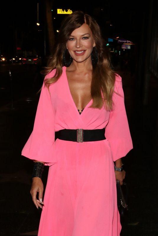 NATASHA ALAM at Katsuya in Hollywood 08/30/2019