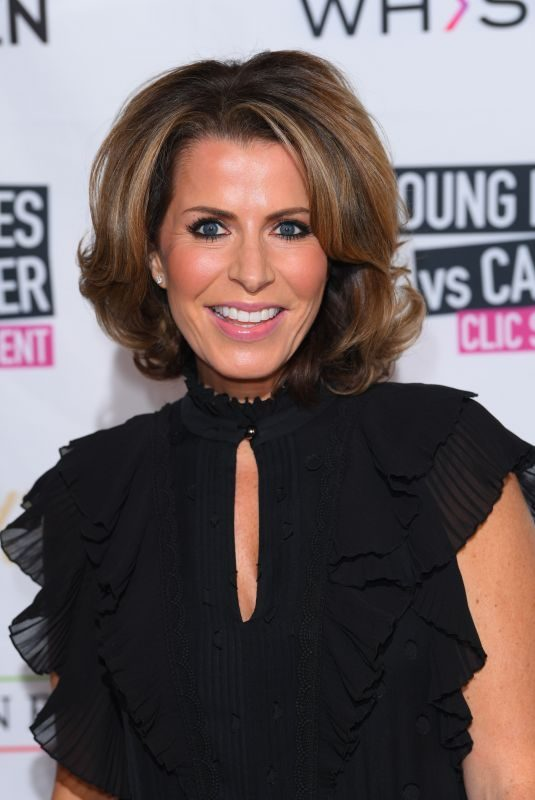 NATASHA KAPLINSKY at A Very British Affair Auction at Claridge's Hotel in London 09/13/2019