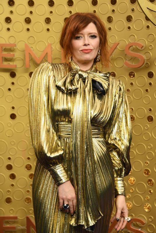 NATASHA LYONNE at 71st Annual Emmy Awards in Los Angeles 09/22/2019
