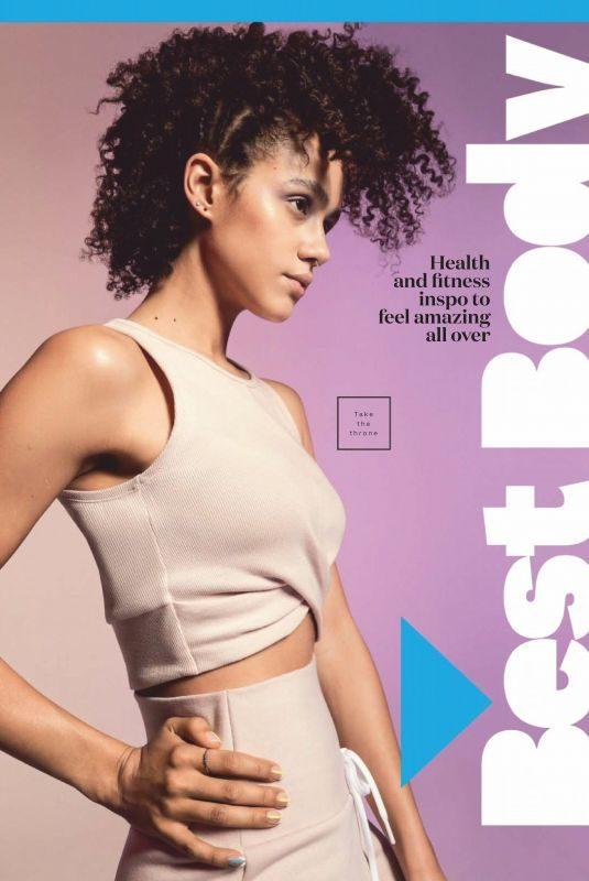 NATHALIE EMMANUEL in Women's Health Magazine, Australia October 2019