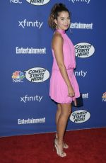 NICHOLE BLOOM at NBC's Comedy Starts Here Event in Los Angeles 09/16/2019