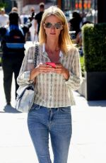 NICKY HILTON Out in New York 09/17/2019