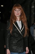NICOLA ROBERTS at Big The Musical Party in London 09/117/2019