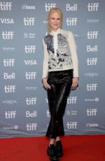 NICOLE KIDMAN at The Goldfinch Press Conference at 2019 TIFF 09/08/2019