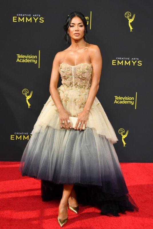 NICOLE SCHERZINGER at 2019 Creative Arts Emmy Awards in Los Angeles 09/14/2019