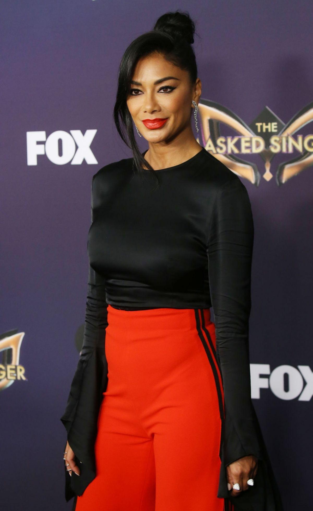 Nicole Scherzinger 2021
