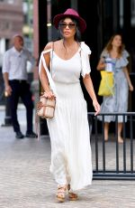 NICOLE SCHERZINGER Out and About in New York 09/08/2019