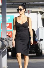 NIKKI BELLA at a Gas Station in Sherman Oaks 09/23/2019