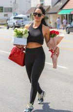 NIKKI BELLA Buying Flowers in Los Angeles 09/10/2019