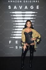 NORMANI KORDEI at Savage x Fenty Show in Brooklyn 09/10/2019