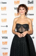 OLIVIA COOKE at Sound of Metal Premiere at 2019 Toronto International Film Festival 09/06/2019