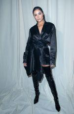 OLIVIA CULPO at Off-white Show at Paris Fashion Week 09/26/2019