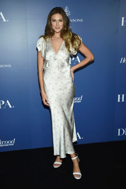 PERRY MATTFELD at HFPA x Hollywood Reporter Party in Toronto 09/07/2019