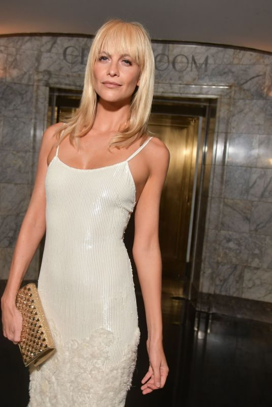 POPPY DELEVINGNE at Ralph Lauren Fashion Show at NYFW in New York 09/07/2019