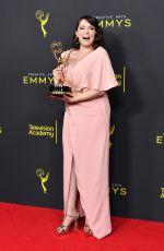 RACHEL BLOOM at 2019 Creative Arts Emmy Awards in Los Angeles 09/14/2019