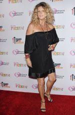 RACHEL HUNTER at Tex-mex Fiesta at Wallis Annenberg Center in Los Angeles 09/06/2019