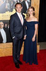 REBECCA NIGHT at Downton Abbey Premiere in New York 09/16/2019