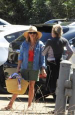 REESE WITHERSPOON at a Beach in Malibu 09/15/2019