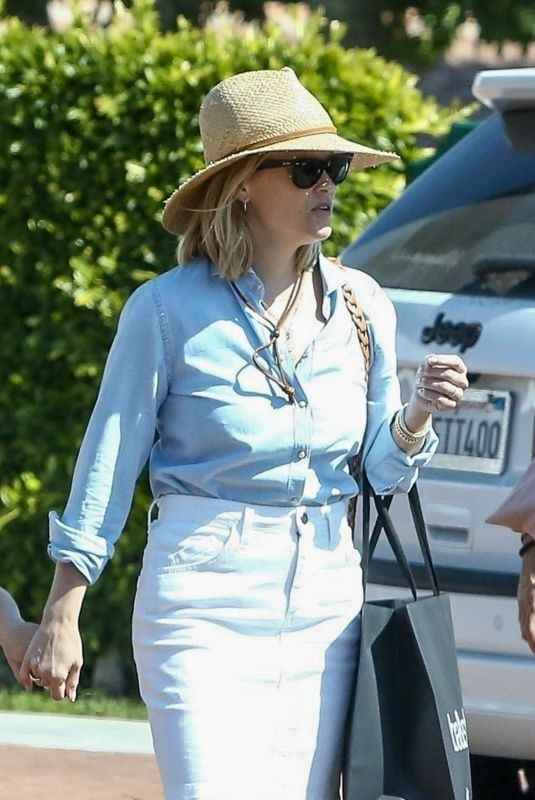 REESE WITHERSPOON Out in Malibu 09/21/2019