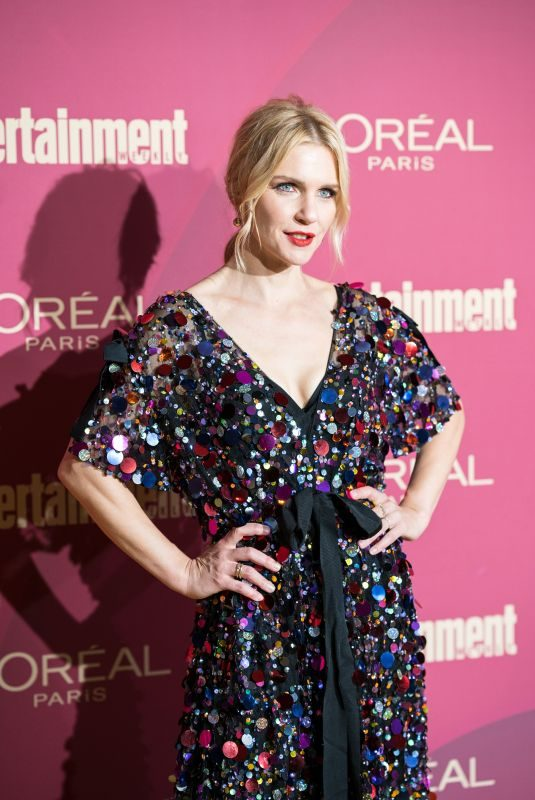 RHEA SEEHORN at 2019 Entertainment Weekly and L'Oreal Pre-emmy Party in Los Angeles 09/20/2019
