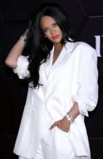 RIHANNA at Fenty Beauty Artistry Beauty Talk with Rihanna at Lotte World Tower in Seoul 09/17/2019