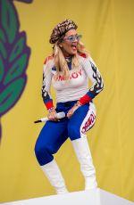 RITA ORA Performs at Lollapalooza Festival 09/08/2019