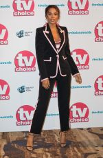 ROCHELLE HUMES at TV Choice Awards in London 09/09/2019