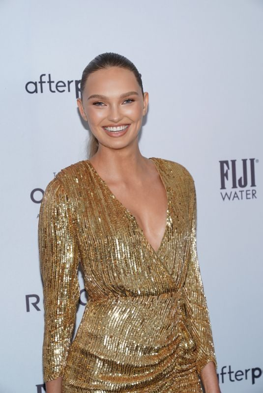 ROMEE STRIJD at Daily Front Row Fashion Media Awards 2020 in New York 09/05/2019