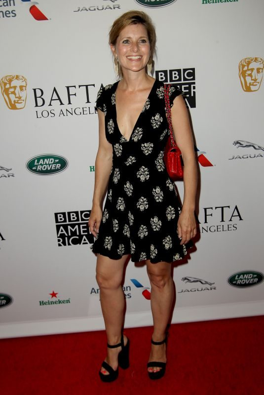 ROSIE FELLNER at Bafta LA + BBC America TV Tea Party 09/21/2019