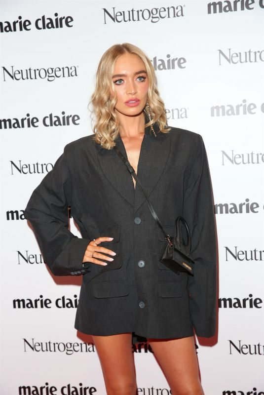 ROXY HORNER at Marie Claire Future Shapers Awards in London 09/19/2019