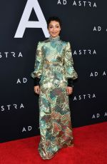RUTH NEGGA at Ad Astra Premiere in Los Angeles 09/18/2019