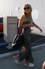 SAILOR BRINLEY-COOK Arrives at a Dance Studio in Los Angeles 09/17/2019