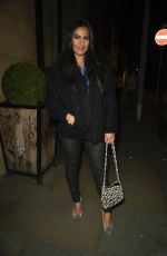 SAIR KHAN Night Out in Manchester 08/31/2019