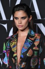 SARA SAMPAIO at Harper's Bazaar Icons in New York 09/06/2019