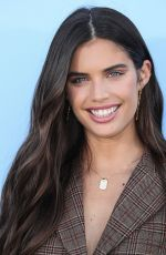 SARA SAMPAIO at Michael Kors Fasion Show in New York 09/11/2019