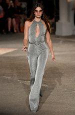 SARA SAMPAIO at Tommy Hilfiger Runway Show at New York Fashion Week 09/08/2019