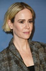 SARAH PAULSON at HFPA x Hollywood Reporter Party in Toronto 09/07/2019