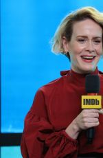 SARAH PAULSON at Imdb at Toronto 2019 Presented by Intuit: Quickbooks Canada 09/06/2019
