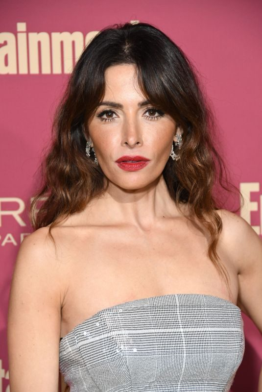 SARAH SHAHI at 2019 Entertainment Weekly and L'Oreal Pre-emmy Party in Los Angeles 09/20/2019