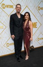 SARAH SHAHI at Showtime Emmy Eve Nominees Celebration in West Hollywood 09/21/2019