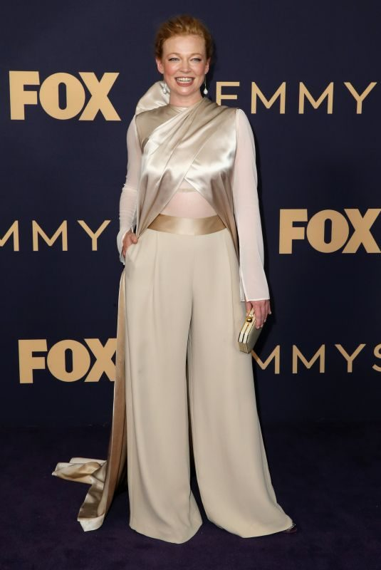 SARAH SNOOK at FOX Emmy Party in Los Angeles 09/22/2019