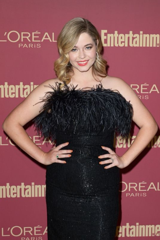 SASHA PIETERSE at 2019 Entertainment Weekly and L'Oreal Pre-emmy Party in Los Angeles 09/20/2019