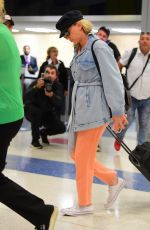 SCARLETT JOHANSSON at JFK Airport in New York 09/06/2019