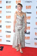 SCARLETT JOHANSSON at Jojo Rabbit Premiere at 2019 Toronto International Film Festival 09/08/2019