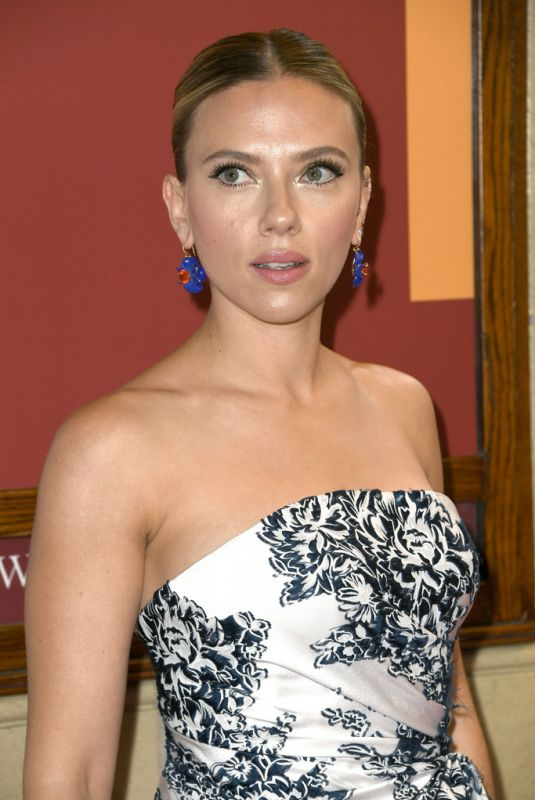 SCARLETT JOHANSSON at Marriage Story Premiere at 2019 TIFF 09/08/2019