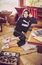 SELENA GOMEZ for Puma Cali Chase 2019