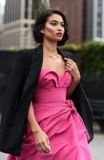 SHANINA SHAIK at Carolina Herrera Fashion Show at NYFW in New York 09/09/2019