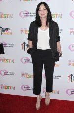 SHANNEN DOHERTY at Tex-mex Fiesta at Wallis Annenberg Center in Los Angeles 09/06/2019